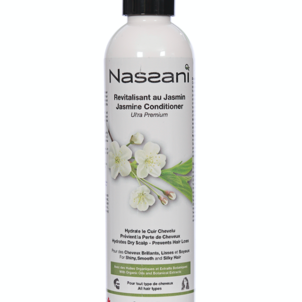 Revitalisant naturel Jasmin avec resveratrol
