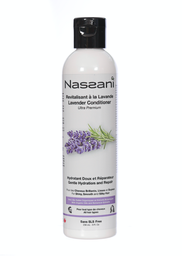 Natural conditionner with resveratrol