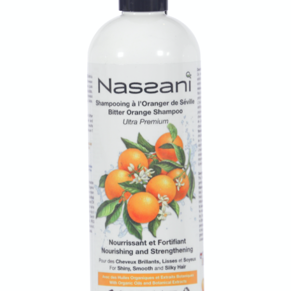 Natural shampoo with resveratrol