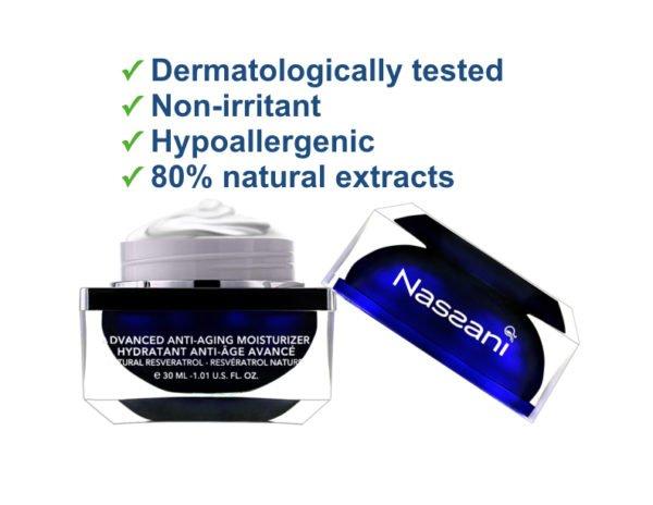 Serum hidratante rostro resveratrol