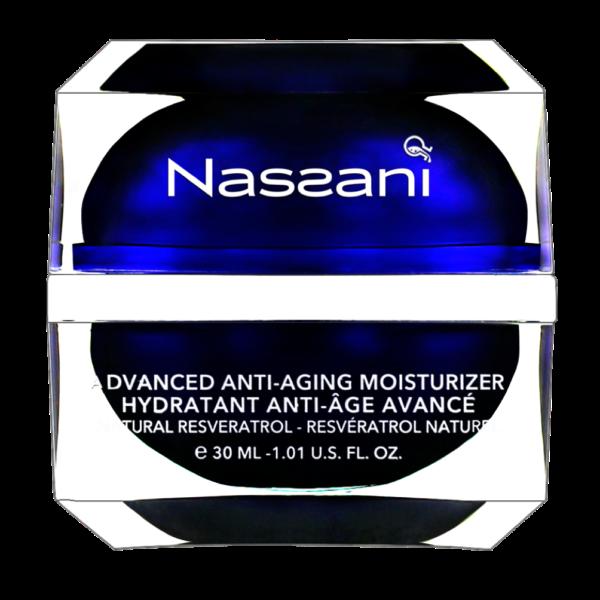 Crème anti âge resveratrol