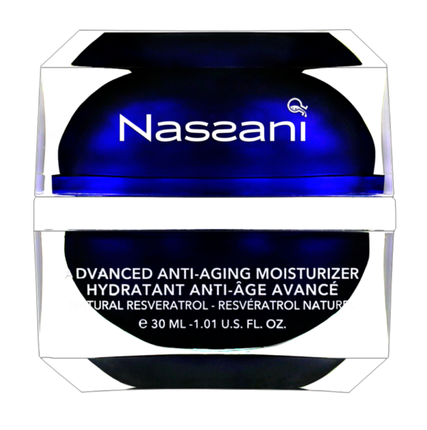 Anti aging cream with resveratrol